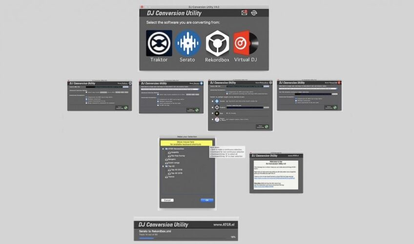 DJ Conversion Utility Shows Some Love To Virtual DJ