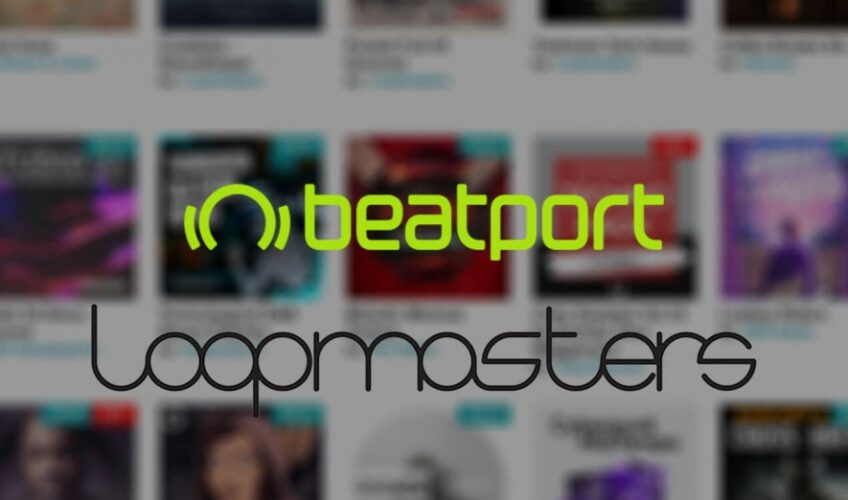BEATPORT ACQUIRE SAMPLE COMPANY LOOPMASTERS
