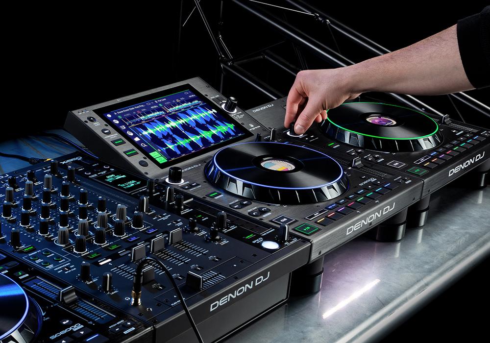 Denon DJ Unveils Versatile New Controller, The LC6000 PRIME