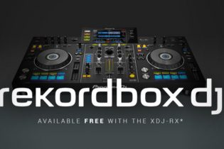 Pioneer DJ's XDJ-RX Now Includes Rekordbox DJ
